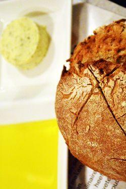 Brood & olijfolie